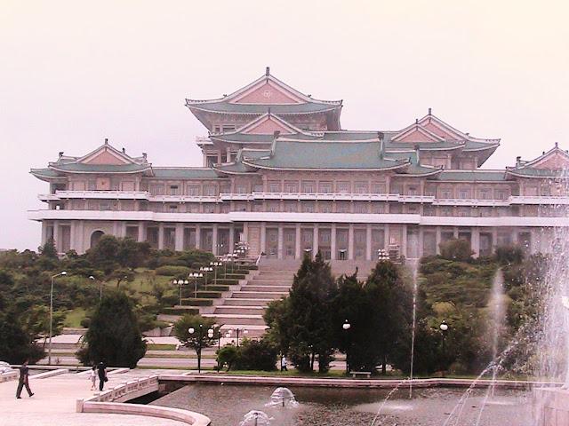 Fotos de las Crónicas de Un Viaje a Corea Gran%20Palacio%20de%20Estudios%20del%20Pueblo