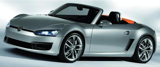 2009 Volkswagen Bluesport Concept. Volkswagen brought the future