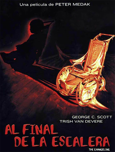 Al final de la escalera (1979) de Peter Medak