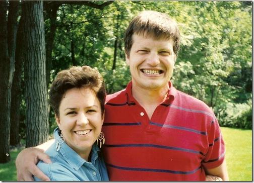1994 Deb and Dan