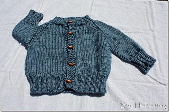 Hurstling sweater