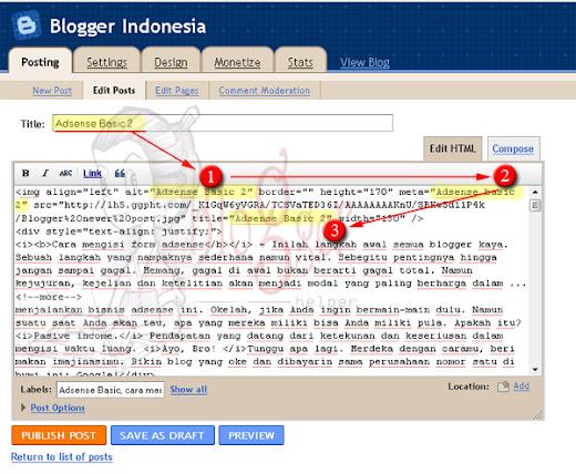 index google image
