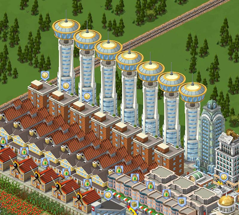city ville bot