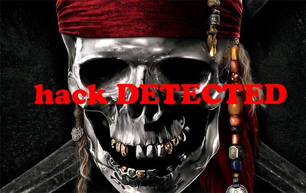 hack detector