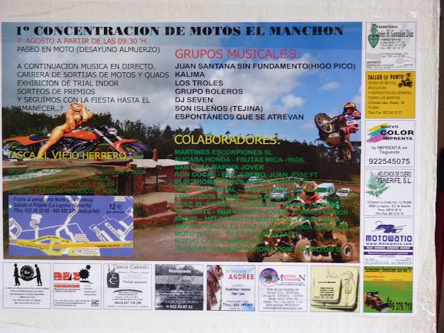 1º CONCENTRACION DE MOTOS EL MANCHON ( FOTOS ) P1020640