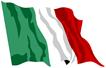 Italie - Drapeau