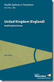 United Kingdom (England). Health system review