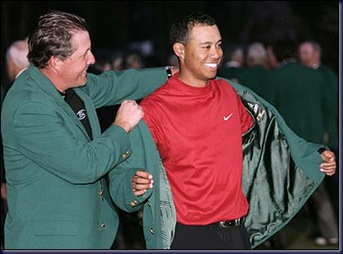 tiger green jacket