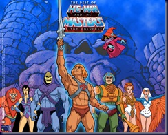 masters of the universe]