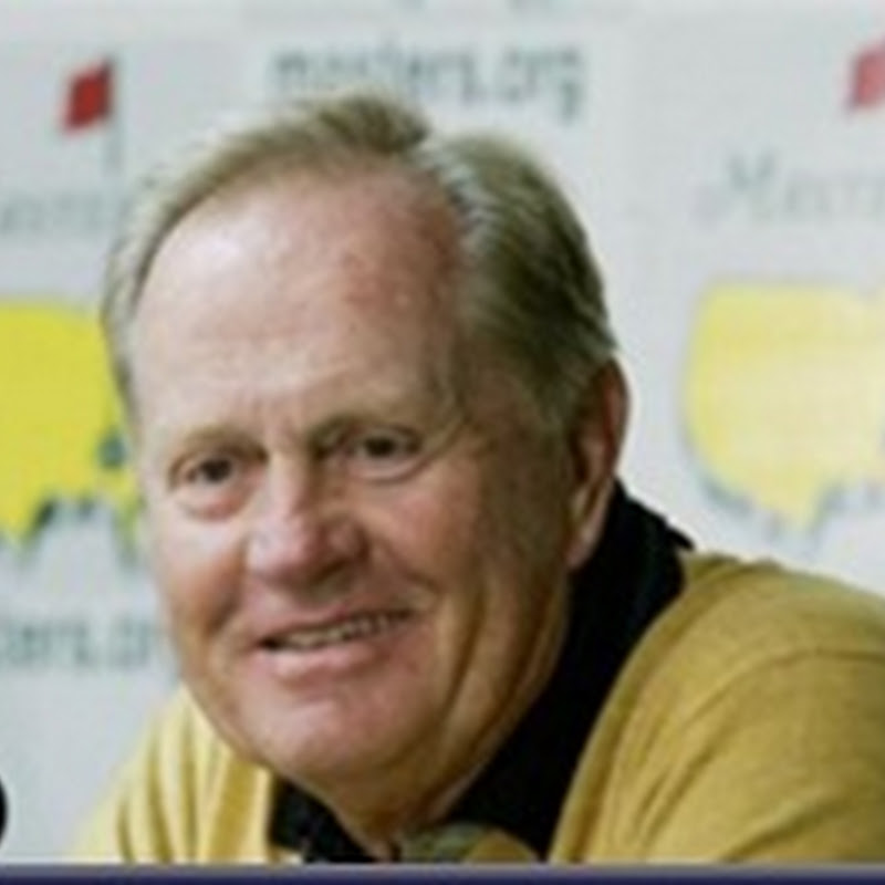 Jack Nicklaus Augusta Press Conference Transcript