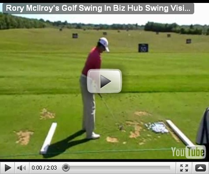 tiger woods swing vision. Biz Hub Swing Vision with