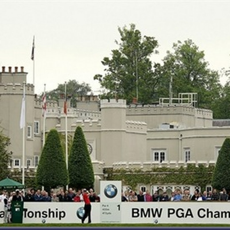 BMW PGA Championship 2010 Day One Highlights on the European Tour