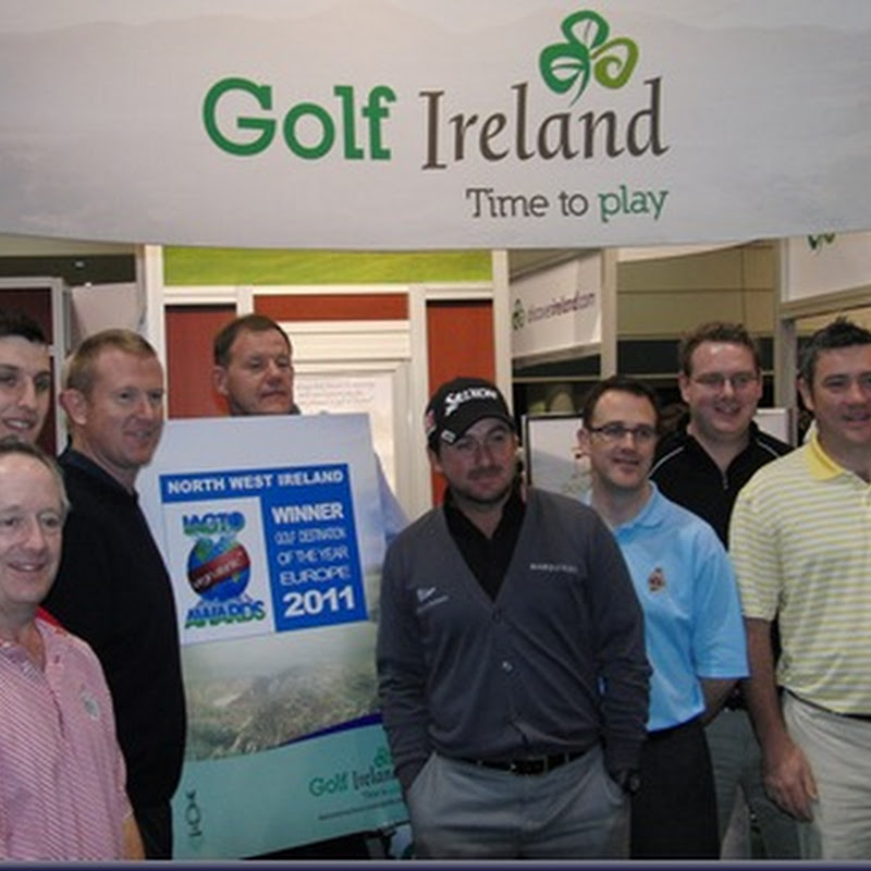 Golf Ireland Welcomes Major Champion GMac at 2011 PGA Merchandise Show