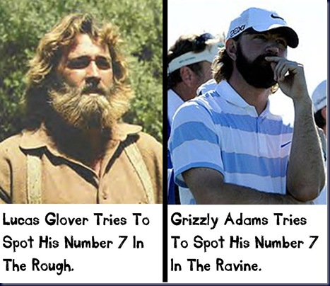 separated at birth lucas glover grizzly adams