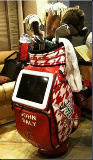 john daly lcd tv bag 2011