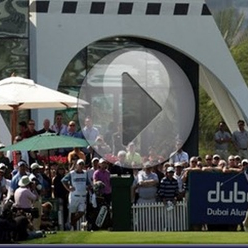 Dubai Desert Classic 2011 Third Round Highlights