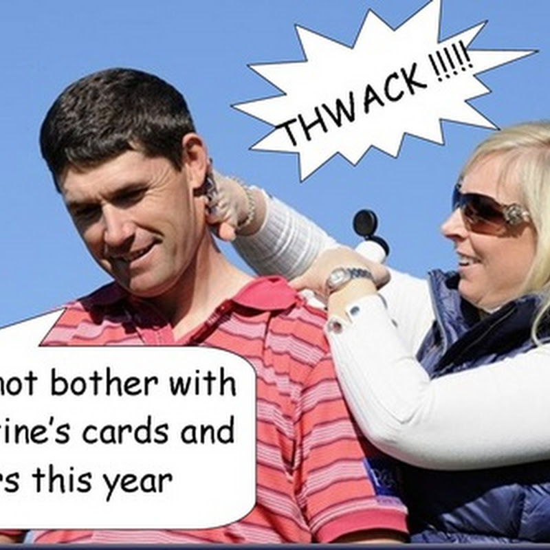 Padraig's Valentine Suggestion Doesn't Go Down Well With Caroline