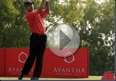 Avantha Masters 2011 Third Round Highlights European Tour
