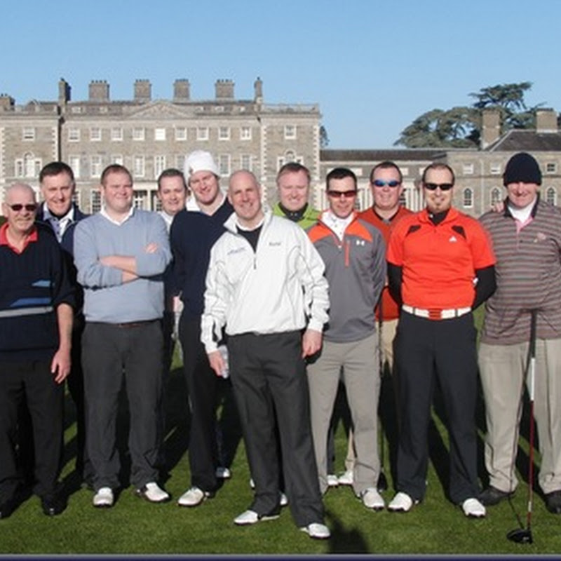 Doc's Dawn Raid In Carton House A Massive Success