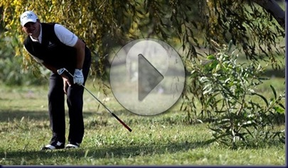 open de andalucia de golf 2010 third round highlights