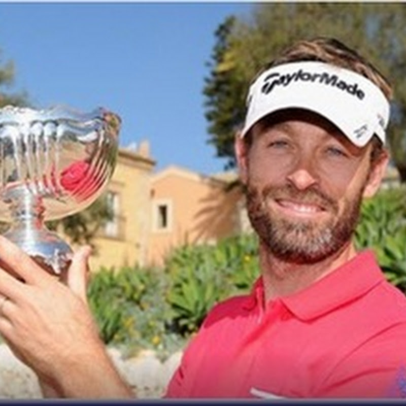 All Smiles As Raphael Jacquelin Takes 2011 Sicilian Open!