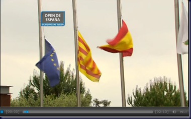 Open de Espana 2011 Third Round Highlights