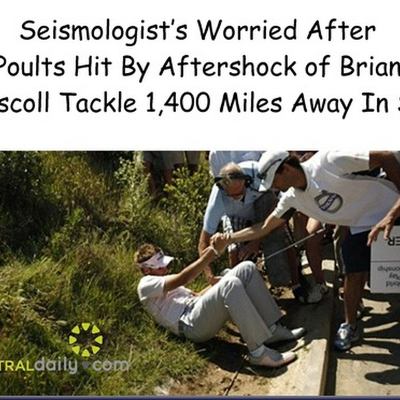 The Real Reason Why Poults Fell Over!