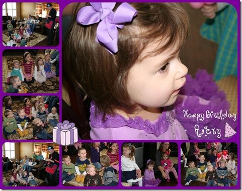 Avery Birthday
