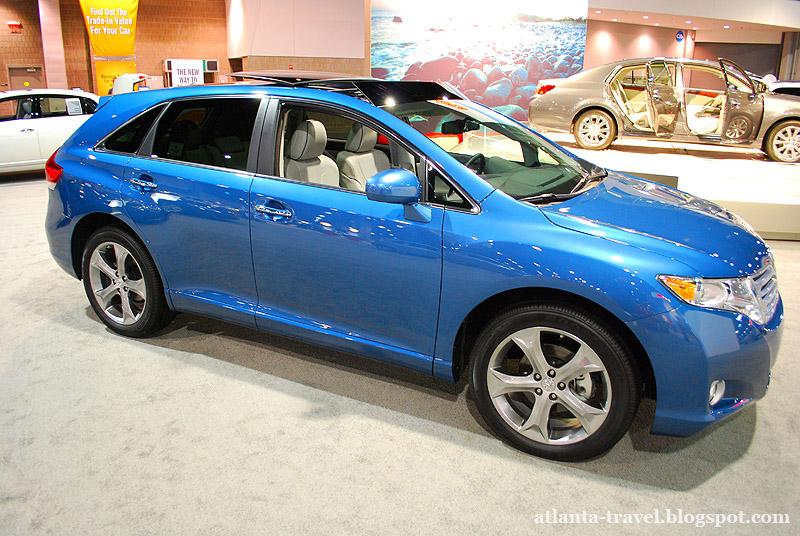 Автомобили Тойота Венза