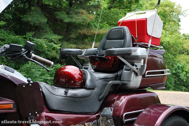 Honda Gold Wing trike 1500