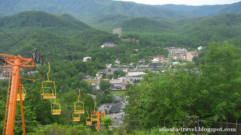 Gatlinburg Гатлинбург