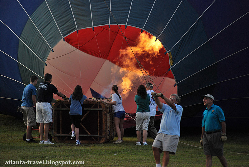 Sky High Hot Air Balloon Festival