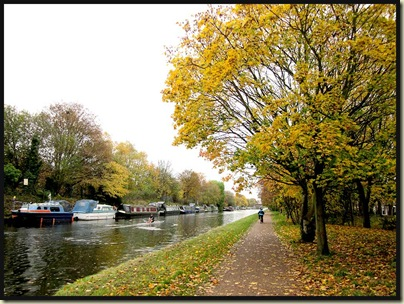 The Bridgewater Canal (again)!