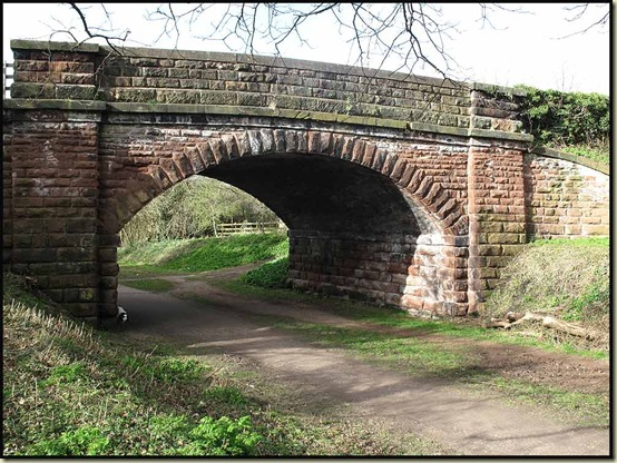Bridge dating from circa 1866