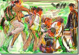 Jeux d'enfants - http://sportiello.artblog.fr/347559/Jeux-d-enfants/