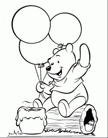 Dibujos Para Imprimir Winnie Pooh Y Sus Amigos - ARCHIDEV