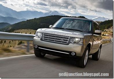 2010 range rover bmw suv india
