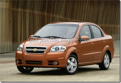 aveo special edition india gm
