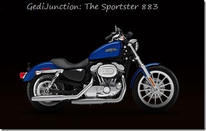 sportster 883 base model india