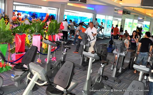 Gorgeous fitness bandar puteri puchong
