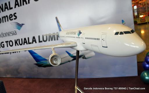 Garuda Indonesia Boeing 737-800NG Operate Now