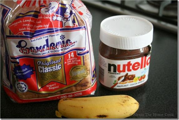 Banana & Choco Toasties1