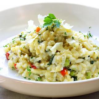Creamy Vegetarian Risotto Recipes