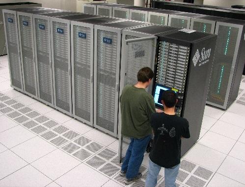 Sun-Microsystem Supercomputer