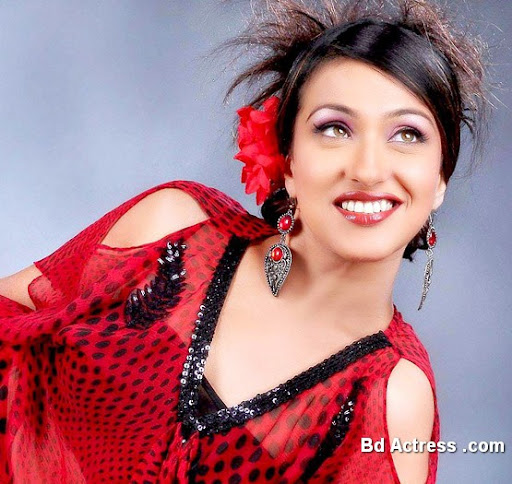 Bengali Actress Rituparna Photo-05