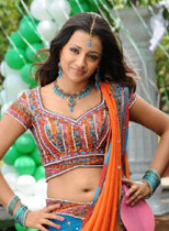 South Indian Actress Trisha Thumbnail