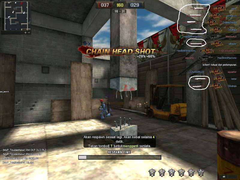 life-comp: gravatar hack, Cheat, Point blank update hack cheat Maret 2010 izzye engine pasti dah ...