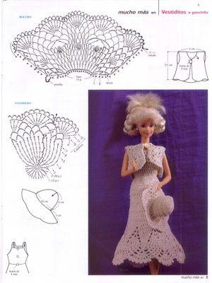 robes de poupées 2