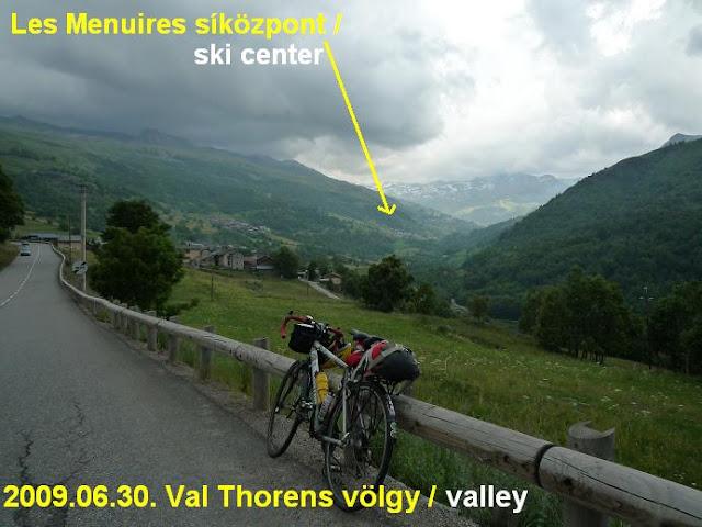 Val Thorens, Les Manuires France