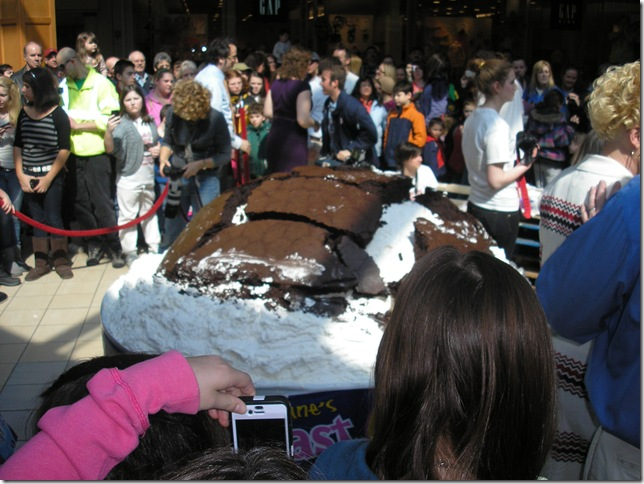 World's Largest Whoopi Pie
